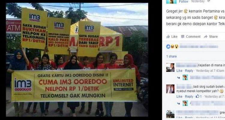 KPPU Selidiki Dua Kasus Terkait Indosat vs Telkomsel