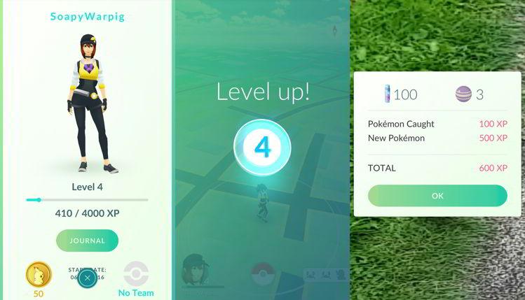 Cara Cepat Mendapatkan XP dan Meningkatkan Level Pokemon Go