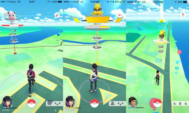 Cara Mengambil Alih dan Meningkatkan Level Gym di Pokemon Go