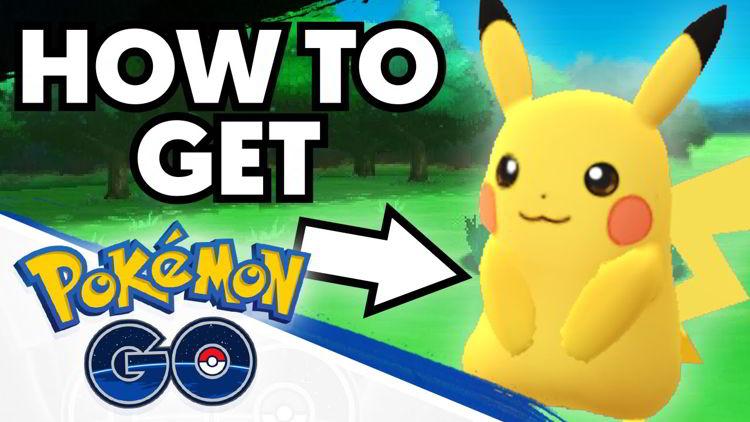 Cara mendapatkan Pikachu di awal permainan