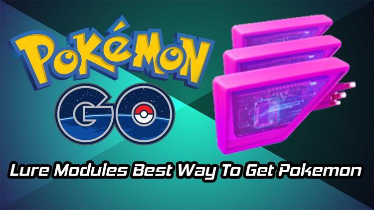 Lure Module Pokemon Go