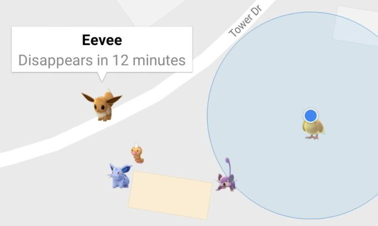 PokeDetector, Aplikasi yang Akan Memberitahukan Jika Ada Pokemon di Dekat Anda