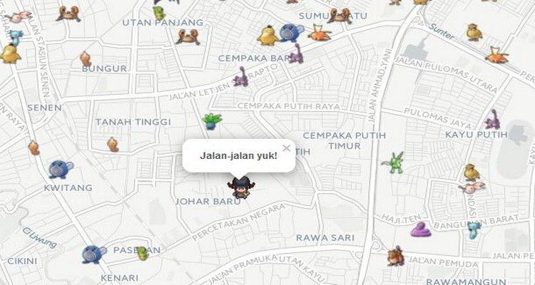 PokeSpy Jakarta
