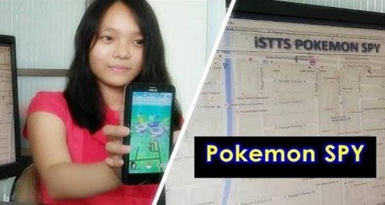PokeSpy Software Pencari Pokemon Buatan Anak Bangsa