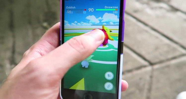 Pokemon GO Gym Battles 4