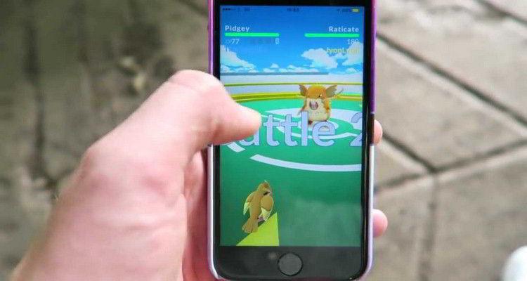 Pokemon GO Gym Battles 5