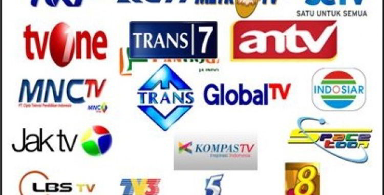 Daftar Frekuensi Televisi Nasional untuk Wilayah Pulau Jawa