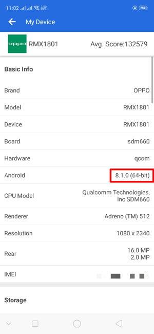 Cara Cek Ponsel Android 32 Bit Atau 64 Bit B