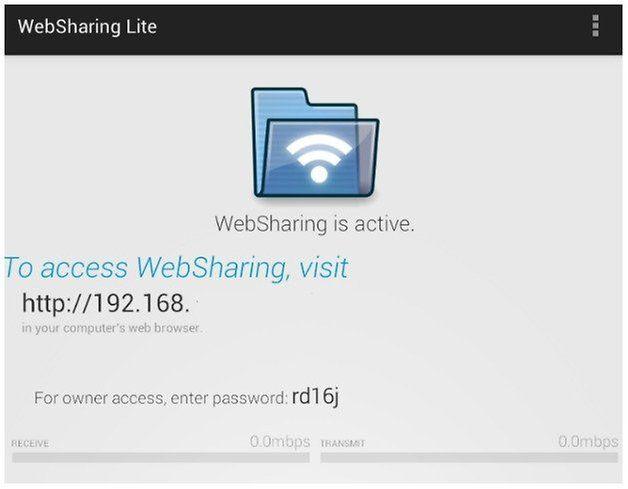 Cara Mudah Transfer File dari Android ke PC Via Wi-Fi