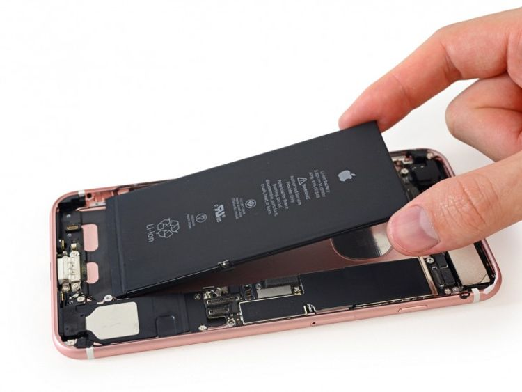 Ini Penampakan Baterai 2.900 mAh iPhone 7 Plus a2a874276e