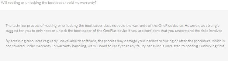 OnePlus Rooting dan Unlocking