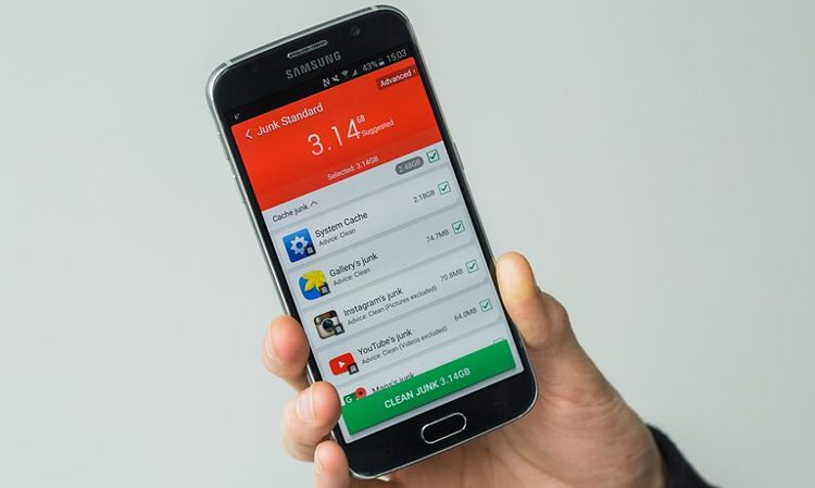 Perbedaan Clear Cache dan Clear Data di Ponsel Android