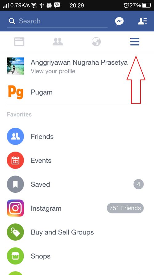 Cara Menonaktifkan Auto-Play Video Facebook Android