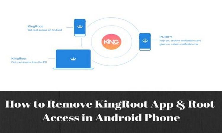 Cara Menghapus Aplikasi KingRoot (KingUser)