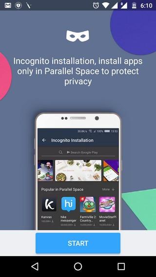Cara Install Dua Akun WhatsApp, Facebook dan Snapchat di Android dengan Parallel Space