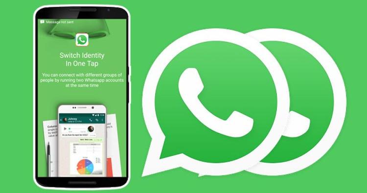 Cara Install Dua Akun WhatsApp dalam Satu Perangkat