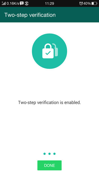 Cara Mengaktifkan Two-Step Verification di WhatsApp Versi Beta