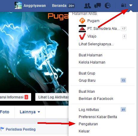 Cara Mengganti Nama di Facebook Sebelum Batas 60 Hari