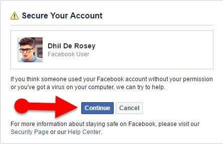 Cara Mengganti Nama di Facebook Sebelum Batas 60 Hari 3