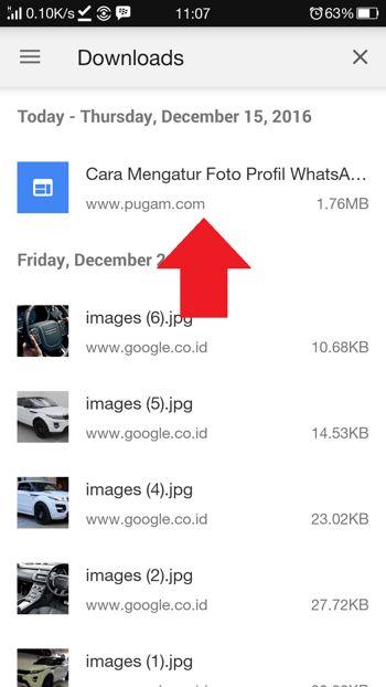 Cara Menggunakan Fitur Offline Google Chrome di Android