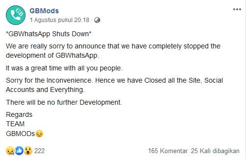 Gbmods Announcement