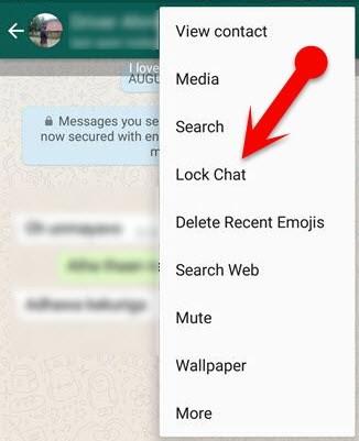 3 Cara Mengunci WhatsApp dengan Password atau Pattern di Android