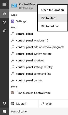 8 Cara Membuka Control Panel di Windows 10