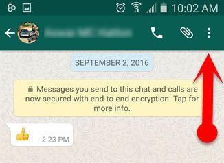 Cara Blokir dan Unblokir Seseorang di WhatsApp 1
