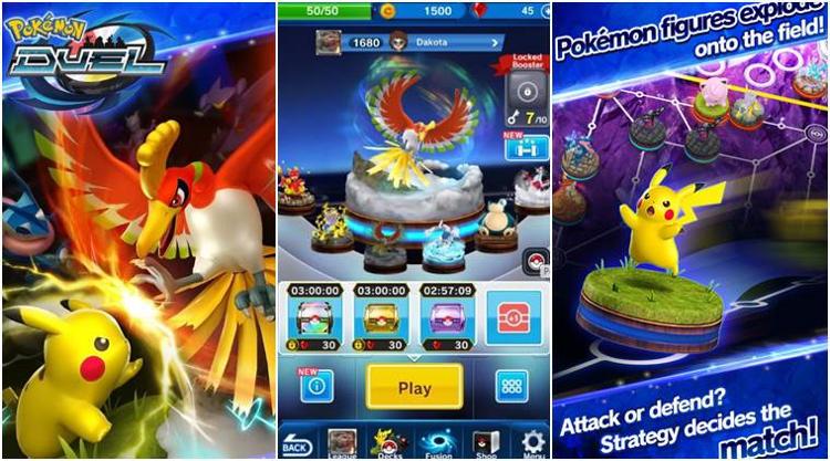 Game Pokemon Baru Telah Tersedia untuk Android dan iOS