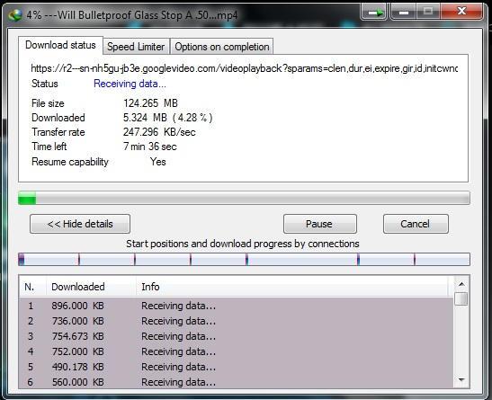 Kecepatan MIFI ANDROMAX 31 Des