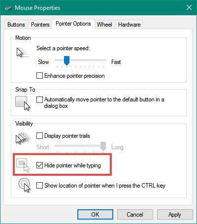 Panduan Konfigurasi Mouse di Windows 10