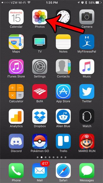 Cara Mengembalikan Gambar yang Telah Dihapus di iPhone 7