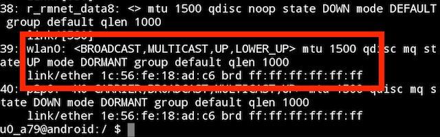Cara Mudah Ubah MAC Address Perangkat Android