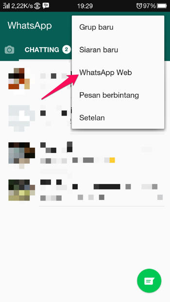 Cara Instal WhatsApp di Windows 7