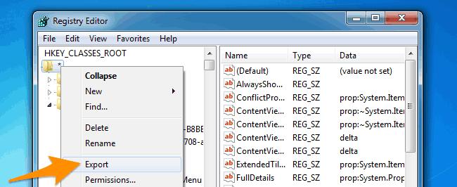 Cara Backup Dan Restore Windows Registry 2