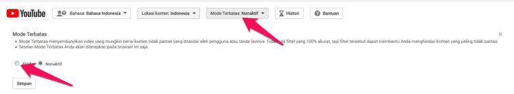 Cara Blokir Youtube Di Jaringan Internet Rumah 3
