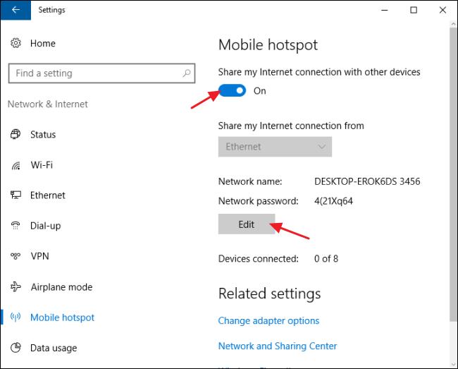 Cara Menjadikan Windows PC sebagai Wi-Fi Hotspot 1
