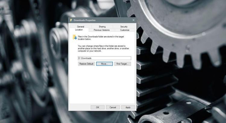 Cara Ubah Lokasi Penyimpanan Default File Download Di Windows 10 B