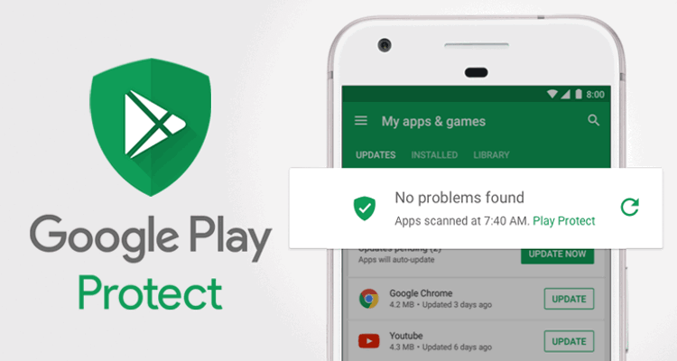 Cara Aktifkan Google Play Protect Di Android Marshmallow
