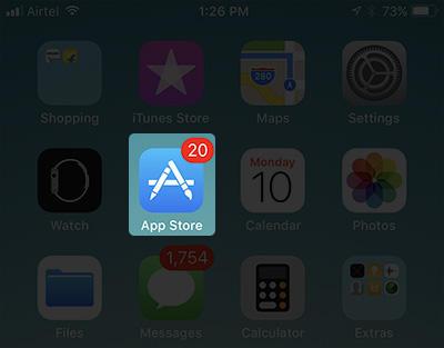 Cara Download Ulang Aplikasi Yang Sudah Dibeli Di App Store 1
