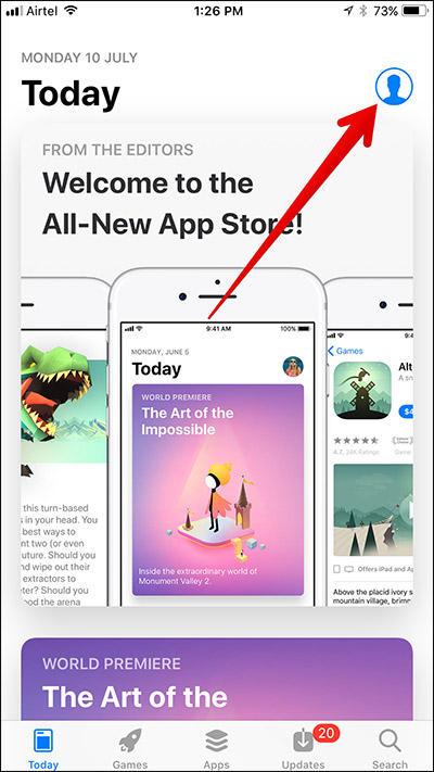 Cara Download Ulang Aplikasi Yang Sudah Dibeli Di App Store 2