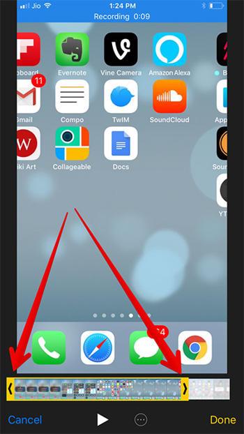 Cara Screen Recording Iphone Di Ios 11 M