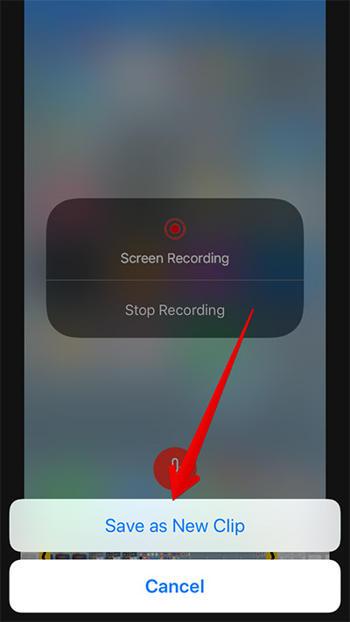 Cara Screen Recording Iphone Di Ios 11 O