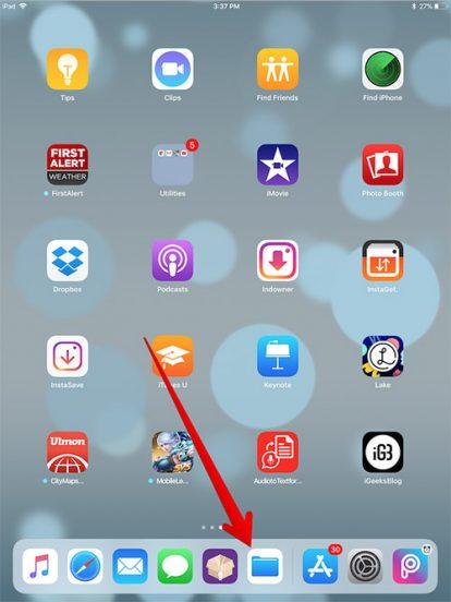 Cara Zip Dan Unzip File Di Iphone Dan Ipad 1