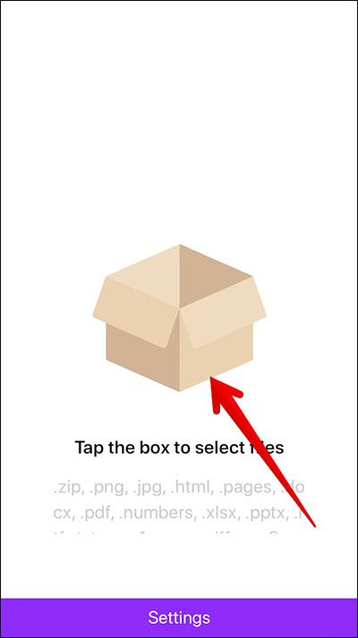 Cara Zip Dan Unzip File Di Iphone Dan Ipad 13