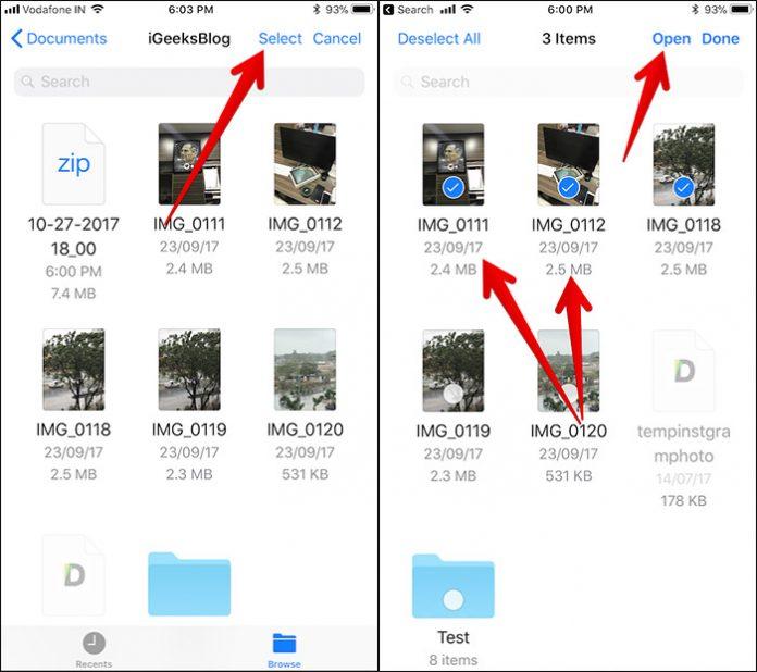Cara Zip Dan Unzip File Di Iphone Dan Ipad 14