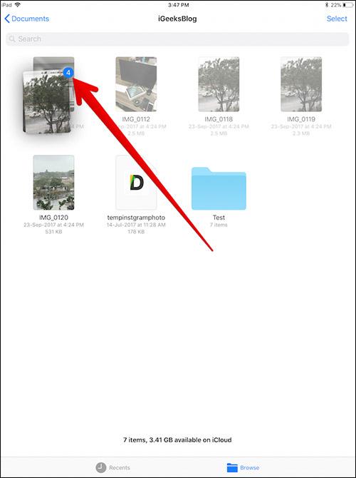 Cara Zip Dan Unzip File Di Iphone Dan Ipad 6