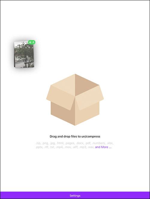 Cara Zip Dan Unzip File Di Iphone Dan Ipad 7