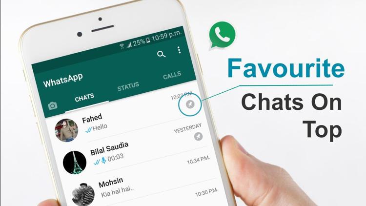 Fungsi Pin Di Whatsapp Dan Cara Menggunakannya