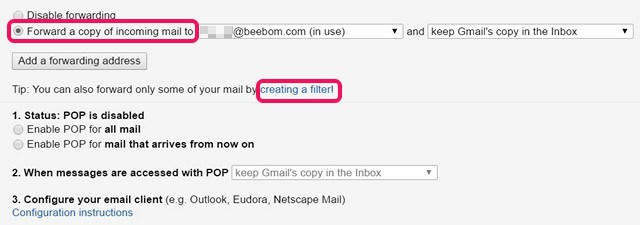 Cara Forward Multiple Email Di Gmail 11